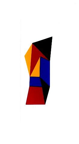 Abstrato Colorido X