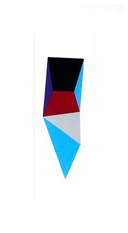 Abstrato Colorido XI