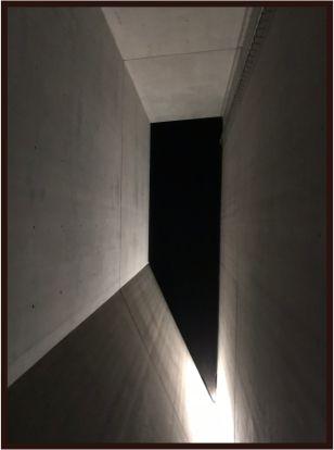 Abstrato preto e branco VII