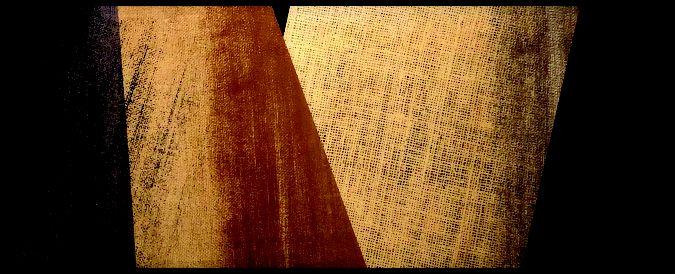 Abstrato Bege e Preto IV