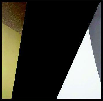 Abstratro Cinza e Preto I