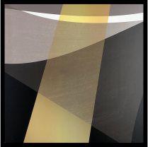 Abstratro Cinza e Preto II