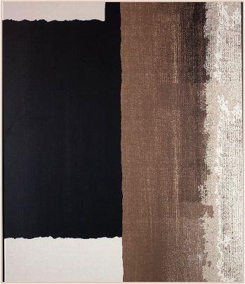 Abstrato Marrom IV