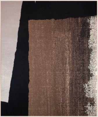 Abstrato Marrom V
