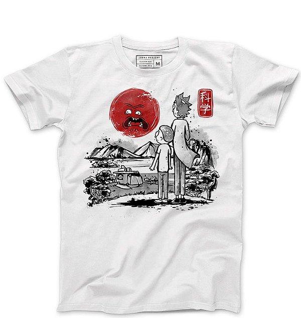 Camiseta Masculina Rick and Morty - Loja Nerd e Geek - Presentes Criativos