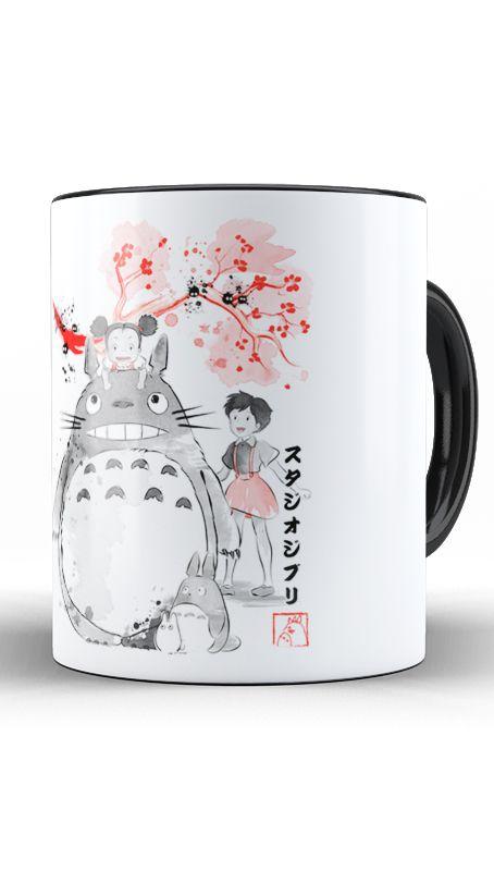 Caneca Geekz Meu amigo Totoro - Loja Nerd e Geek - Presentes Criativos