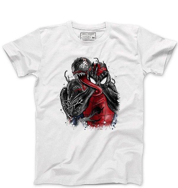 Camiseta Masculina Venon Homem-Aranha - Loja Nerd e Geek - Presentes Criativos