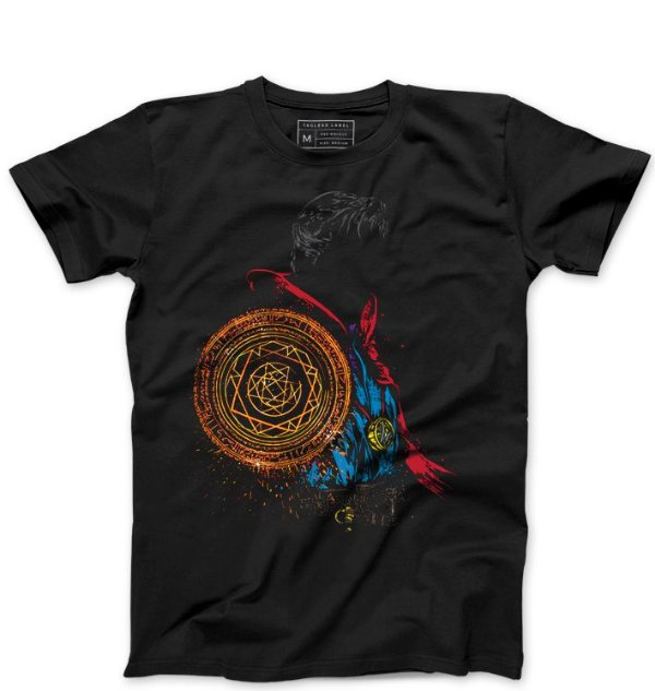 Camiseta Masculina Doctor Who - Loja Nerd e Geek - Presentes Criativos