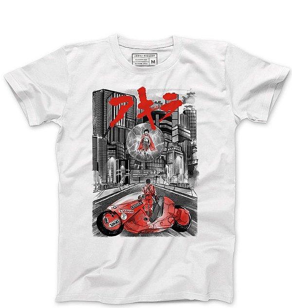 Camiseta Masculina Akira - Loja Nerd e Geek - Presentes Criativos