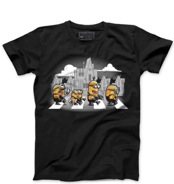 Camiseta Masculina The Minions - Loja Nerd e Geek - Presentes Criativos
