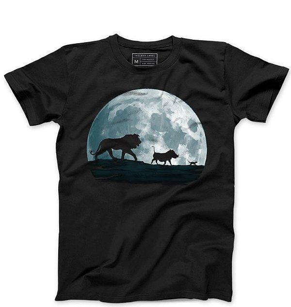 Camiseta Masculina Rei Leão - Loja Nerd e Geek - Presentes Criativos