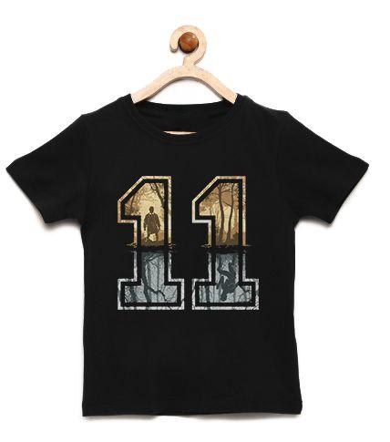 Camiseta Infantil El Estranho - Loja Nerd e Geek - Presentes Criativos
