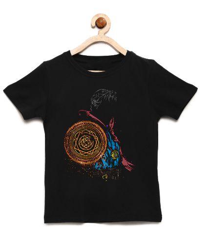 Camiseta Infantil Doutor do Tempo - Loja Nerd e Geek - Presentes Criativos