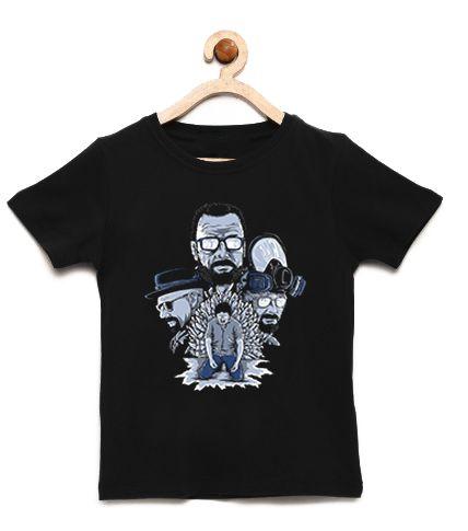 Camiseta Infantil Chemistry - Loja Nerd e Geek - Presentes Criativos