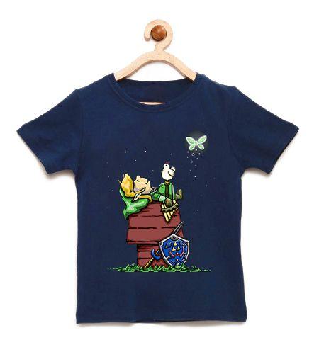 Camiseta Infantil Elf Good Dreams - Loja Nerd e Geek - Presentes Criativos