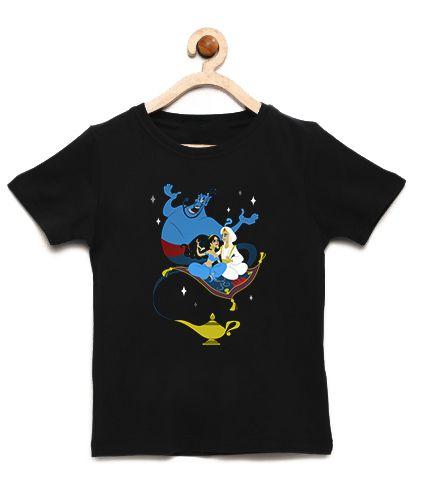 Camiseta Infantil O Gênio - Loja Nerd e Geek - Presentes Criativos