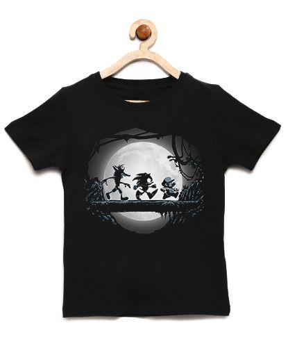 Camiseta Infantil Em busca da Vitoria - Loja Nerd e Geek - Presentes Criativos