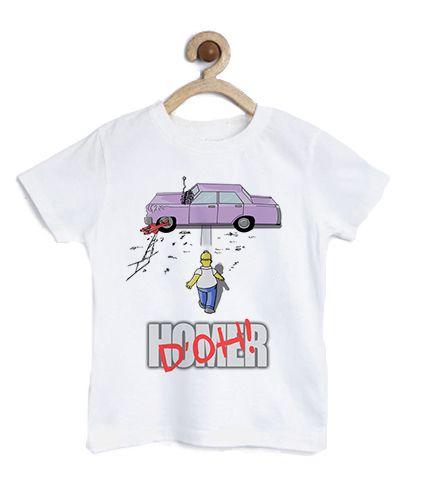Camiseta Infantil Chefe da Familia - Loja Nerd e Geek - Presentes Criativos