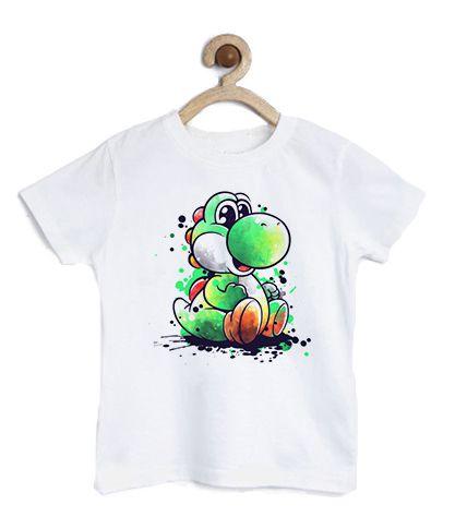 Camiseta Infantil Dinosaur  - Loja Nerd e Geek - Presentes Criativos