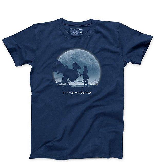 Camiseta Masculina Chocobo - Loja Nerd e Geek - Presentes Criativos