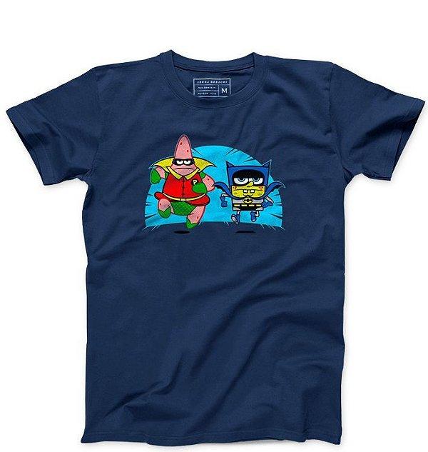Camiseta Masculina Batcave - Loja Nerd e Geek - Presentes Criativos
