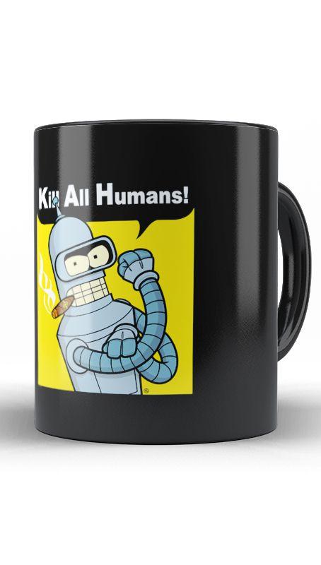 Caneca Futurama - Loja Nerd e Geek - Presentes Criativos
