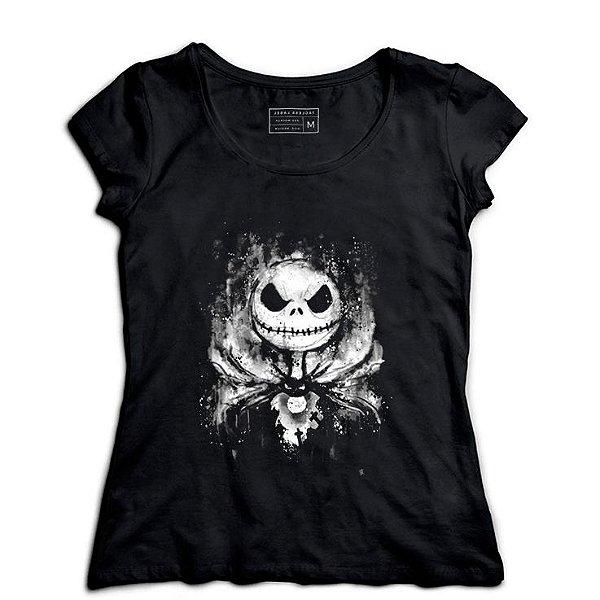 Camiseta Feminina Jack - Loja Nerd e Geek - Presentes Criativos