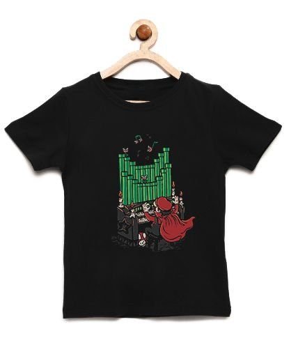 Camiseta Infantil Opera - Loja Nerd e Geek - Presentes Criativos