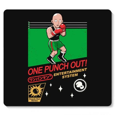 Mouse Pad One Out- Loja Nerd e Geek - Presentes Criativos