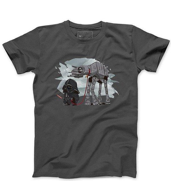 Camiseta Masculina Space Wars Evil - Loja Nerd e Geek - Presentes Criativos