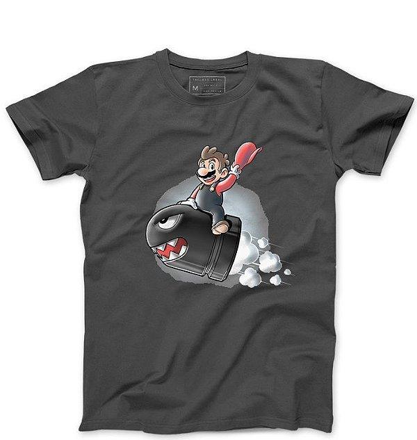Camiseta Masculina Bomb - Loja Nerd e Geek - Presentes Criativos