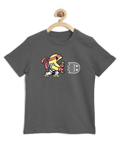 Camiseta Infantil Street Ghost - Loja Nerd e Geek - Presentes Criativos