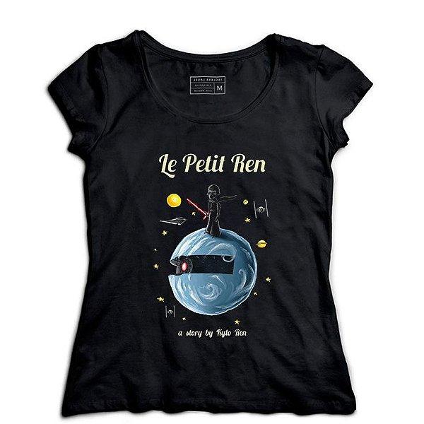 Camiseta Feminina Ren - Loja Nerd e Geek - Presentes Criativos