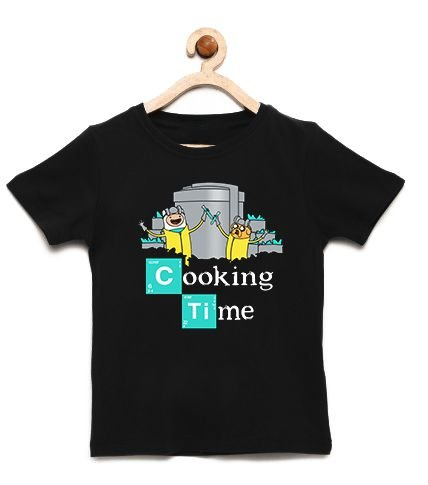 Camiseta Infantil Time - Loja Nerd e Geek - Presentes Criativos