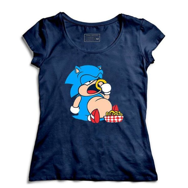 Camiseta Feminina Fat - Loja Nerd e Geek - Presentes Criativos