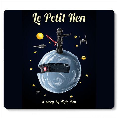 Mouse Pad Ren - Loja Nerd e Geek - Presentes Criativos