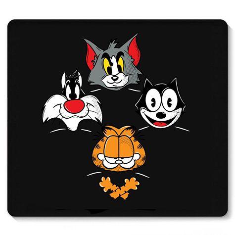 Mouse Pad The Cats - Loja Nerd e Geek - Presentes Criativos