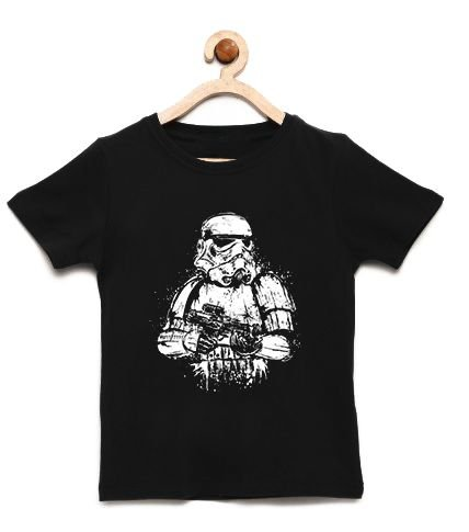 Camiseta Infantil Storm - Loja Nerd e Geek - Presentes Criativos