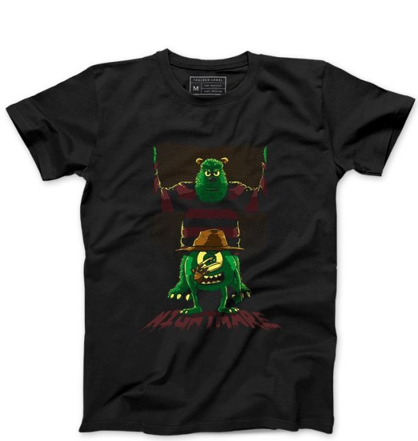 Camiseta Masculina Freed S.A - Loja Nerd e Geek - Presentes Criativos