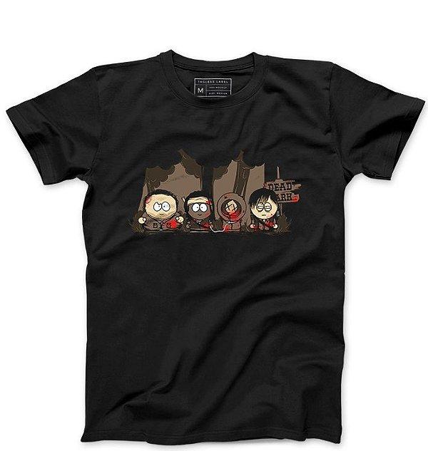 Camiseta Masculina South Kill - Loja Nerd e Geek - Presentes Criativos