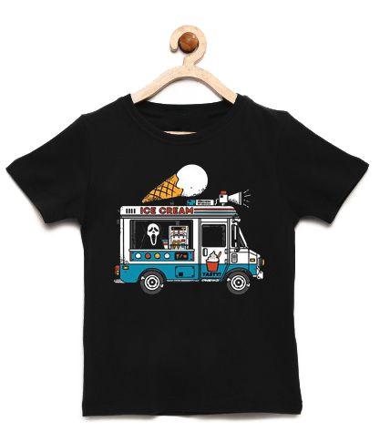 Camiseta Infantil Todo Mundo em Pânico - Loja Nerd e Geek - Presentes Criativos