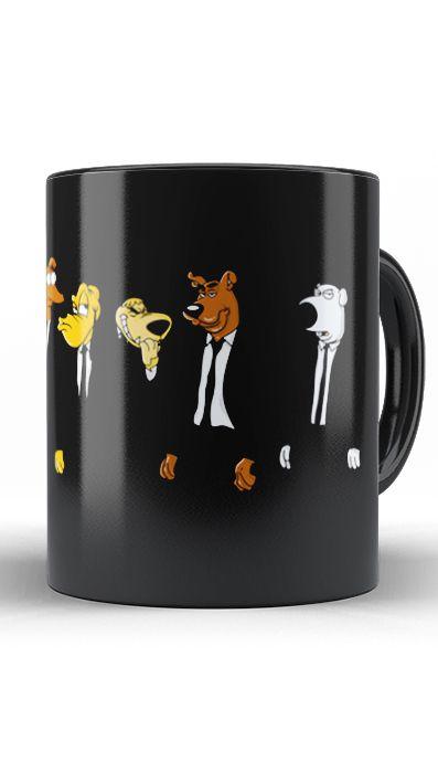 Caneca Dogs 007