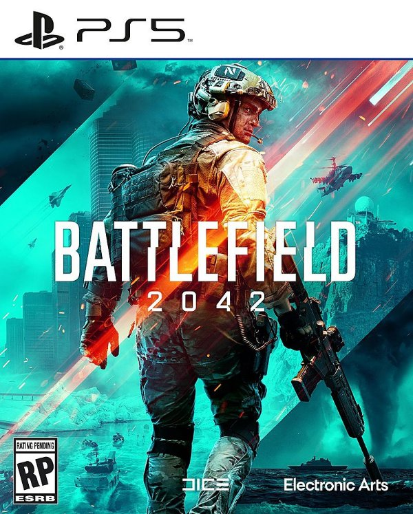 Battlefield 2042 Ps5 Digital