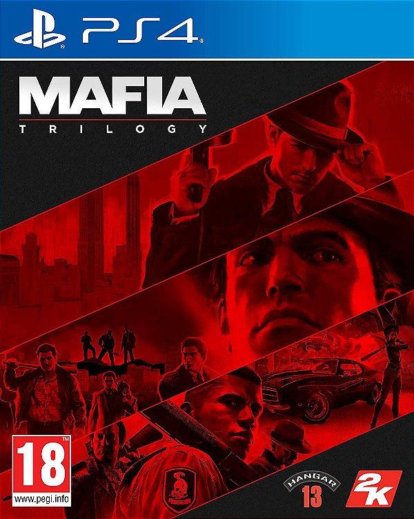 Mafia: Trilogy Ps4 Digital