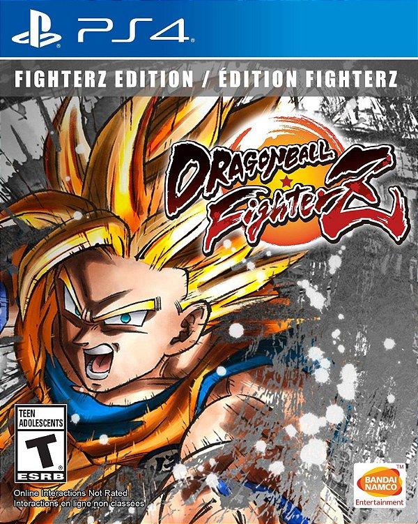 Dragon Ball Fighterz FIGHTERZ EDITION Digital Ps4