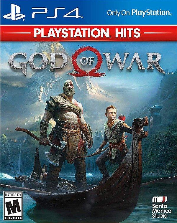God of War Ps4 Digital