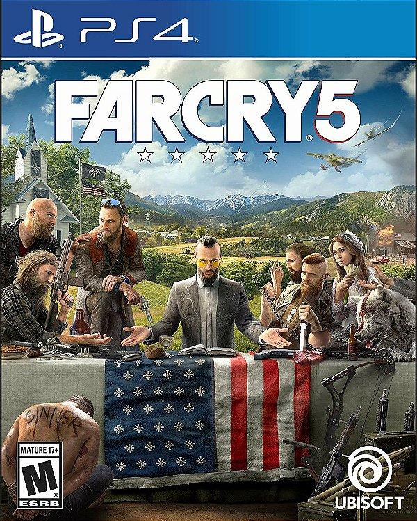 Far Cry 5 Ps4 Digital