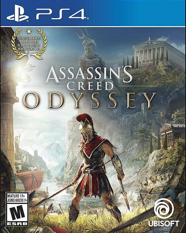 Assassin's Creed Odyssey Ps4 Digital