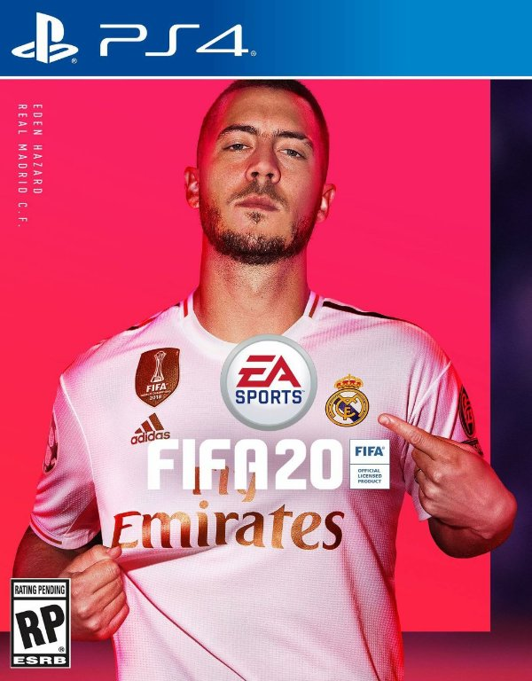 FIFA 20 Ps4 Digital