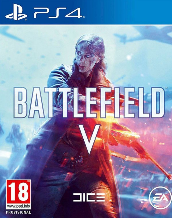 Battlefield V Ps4 Digital